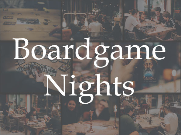 2015-01-30 - Board game night