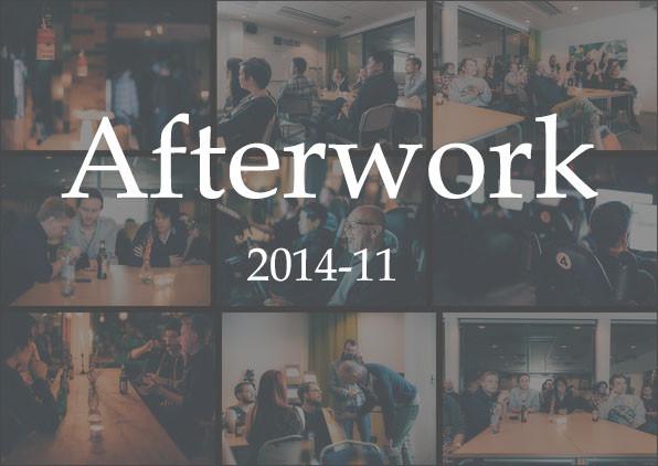 Afterwork_november_2014