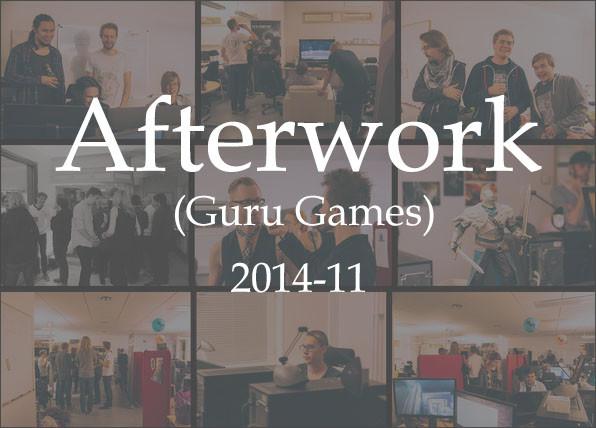 Guru_Games_Afterwork_nov2014
