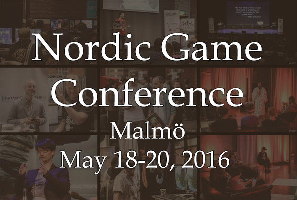Nordic Game Conference 2016