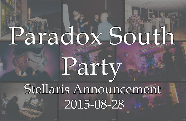 Paradox South Party