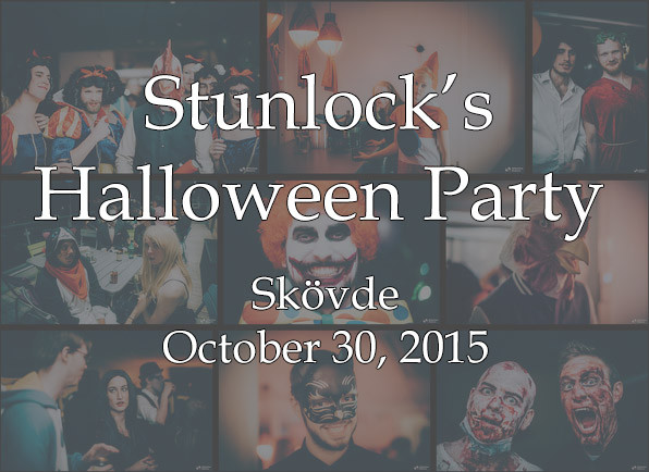 Stunlock Halloween Party - 2015