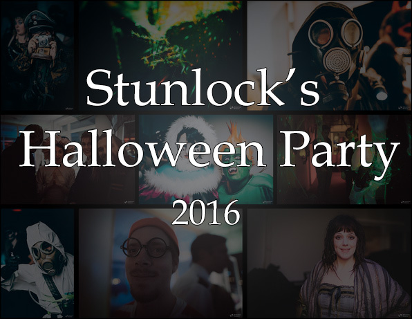 Stunlock's Halloween Party - 2016