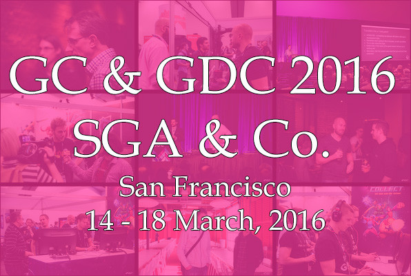 Sweden Game Arena & Co GDC 2016 Presence
