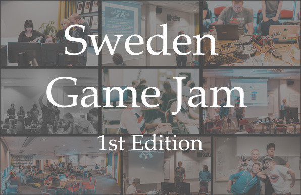 Sweden Game Jam 1st Edition