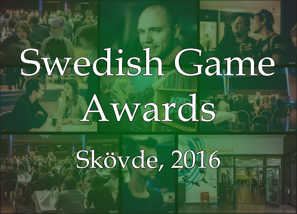 Swedish Game Awards 2016