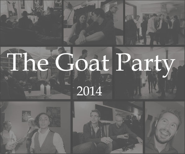 The Goat party